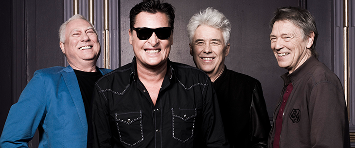 Golden Earring viert '50 Years Together' in de Lotto Arena