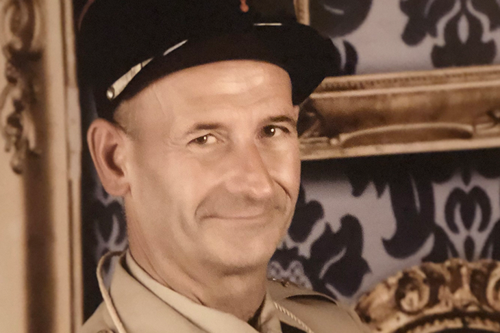 Lookalike Louis de Funès
