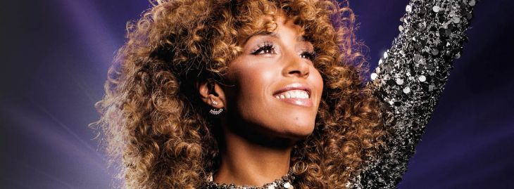 Whitney, a tribute by Glennis Grace